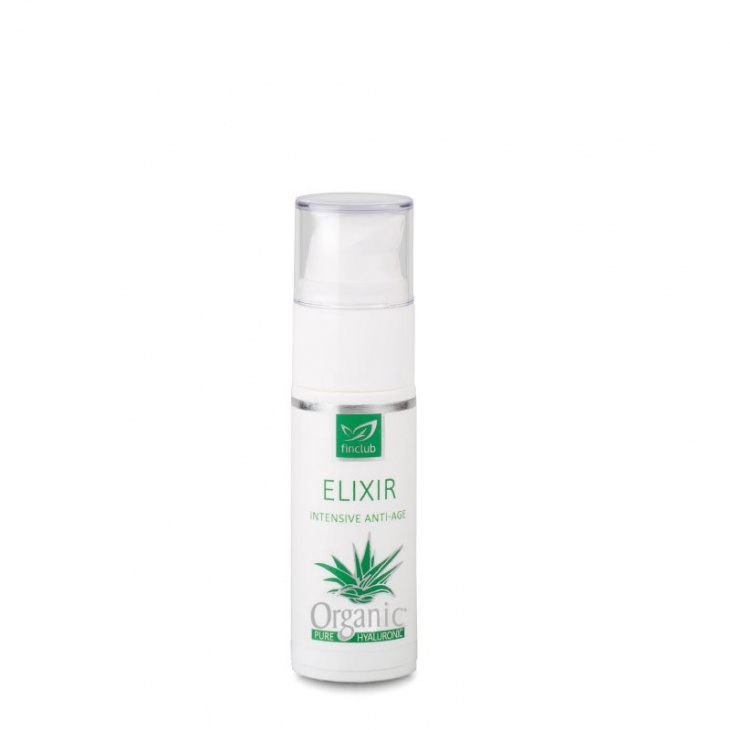 Fin Aloe Vera Elixír intensive anti-age, 30 ml