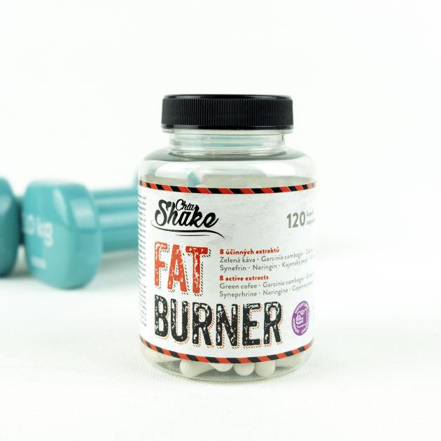 Chia Shake Spalovač Fat Burner, 120 kapslí