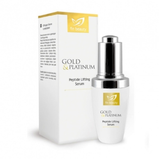 Fin Liftingové sérum se zlatem a platinou GOLD&PLATINUM, 30 ml