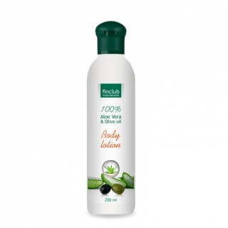 Fin Aloe Vera body LOTION, 200 ml